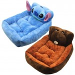 READY STOCK - SUPERIOR 3D Comfy Pet Bed 55x50x25CM