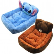 image of READY STOCK - SUPERIOR 3D Comfy Pet Bed 55x50x25CM