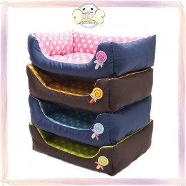 image of READY STOCK - LARGE Japanese Lolipop Square Pet Bed