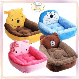 image of READY STOCK - Japanese Cartoon Spongy Comfy Pet Bed