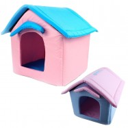 image of READY STOCK -  Pet Comfy Cooling House Bed Mat 40x36x40CM