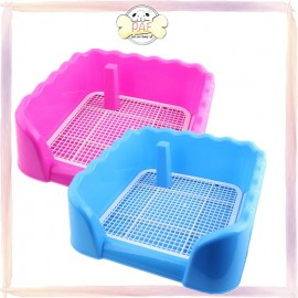 image of READY STOCK - Extra Thickness Indoor Pet Toilet Tray
