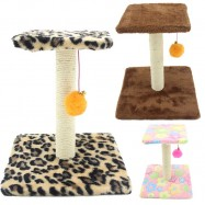 image of READY STOCK - Japanese Fashionable IADOREU Cat Kitten Tree Condo