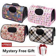 image of READY STOCK - Premium Oxford Thickness Waterproof Pet Bag