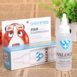 image of READY STOCK - Saloge Professional Shiny Eyes (Dogs And Cats) 70ml