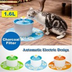 READY STOCK - 1.6L Automatic Pet Water Fountain Pet Water Dispenser