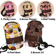 image of READY STOCK - Pet Comfort Front Chest Carrier Carry Bag