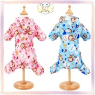 image of Happy Monkey Rain Coat For Cats And Dogs