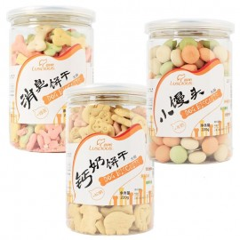 image of Luscious Pet Healthy Snack Biscuit (220G)