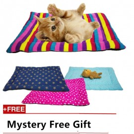 image of Adorable Cute Design Pet Sleeping Mat 40CM x 60CM