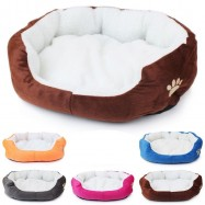 image of 50CM Comfy And Soft Little Paw Pet Bed
