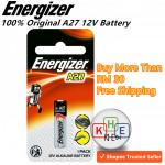 Energizer Alkaline A27 12V Battery