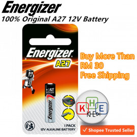 image of Energizer Alkaline A27 12V Battery