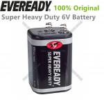 Eveready Super-Heavy Duty 6V Battery 1pc
