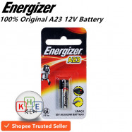 image of Energizer Alkaline A23 Battery 12V