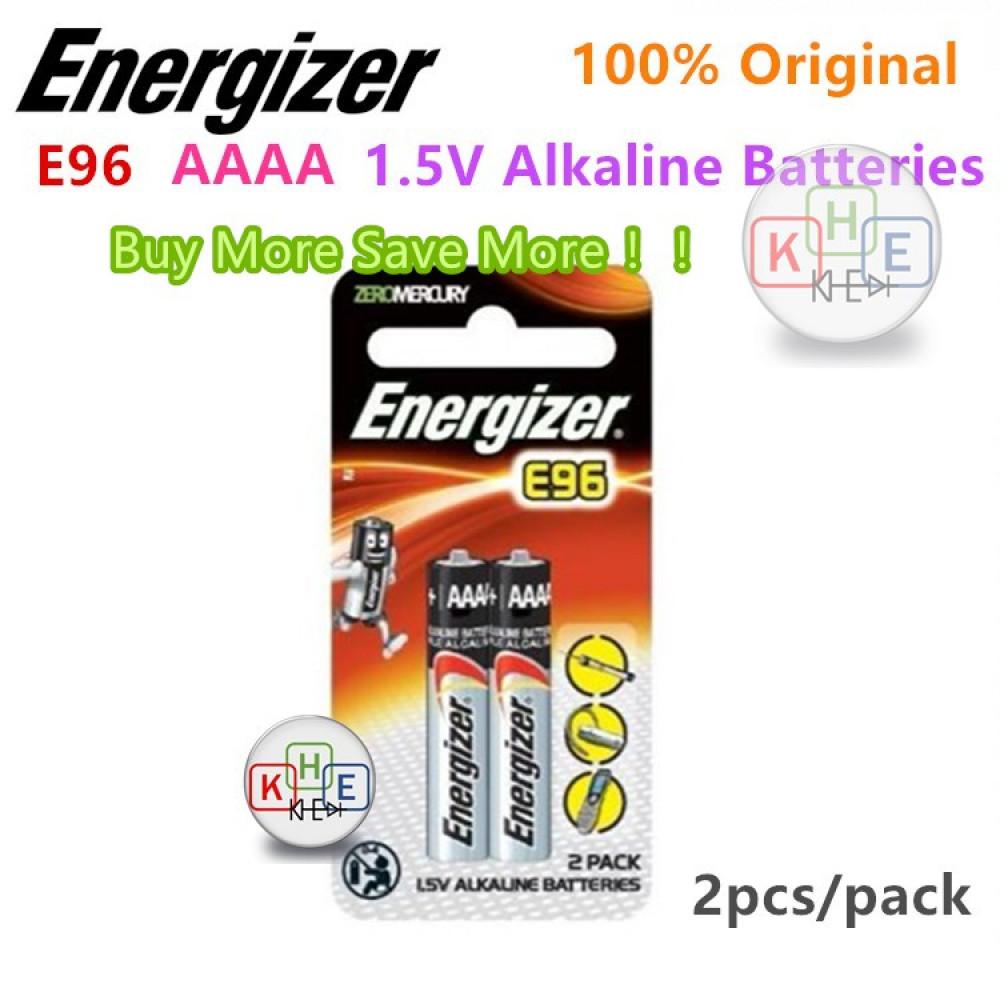 Energizer AAA 1.5V Alkaline Battery 2pcs/pack