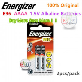 image of Energizer AAA 1.5V Alkaline Battery 2pcs/pack