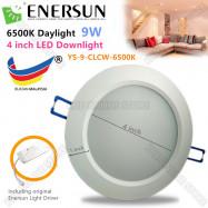 "image of Enersun 9W 6500K 4"" LED Down-Light"