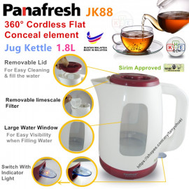 image of Panafresh Electric Flat Jug 1.8L