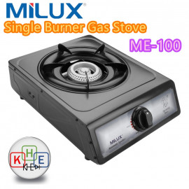 image of Milux Gas Stove Single Burner