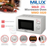 image of Milux Solo Microwave Oven 20L