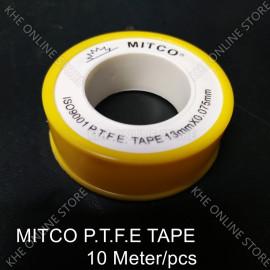 image of Mitco PTF (13mm x 0.075mm) 10m Plumber White Tape