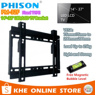 "image of Phison 14""-37"" Fixed Wall Mount TV Bracket (LCD/ LED)"