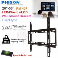 """image of Phison 26""""-56"""" TV Wall-Mount Bracket"""