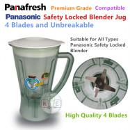 image of Panasonic Premium Grade 1.2L Blender Jug