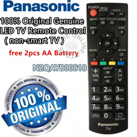 image of Panasonic LED TV Remote Control (For Non-Smart TV)