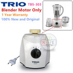 Trio 3in1 Blender Spare-Part Food Chopper Lid Cover (ONLY)