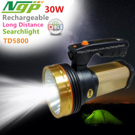 image of NGP Rechargeable Power Long Distance LED 30W