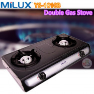image of Milux Double Gas Stove