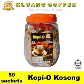 image of Kluang Black Coffee Kopi-O【50 sachets】CAP TELEVISYEN