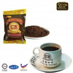 Kluang Black Coffee Kopi-O Powder 120gm【10 packs / carton】CAP TELEVISYEN
