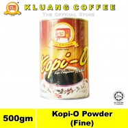 image of Kluang Black Coffee Kopi-O Powder Fine【500gm】CAP TELEVISYEN
