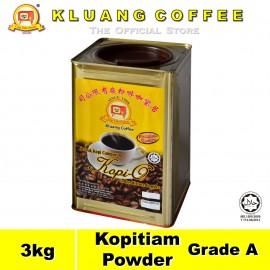 image of Kluang Black Coffee Kopitiam Powder Grade A【3kg】CAP TELEVISYEN