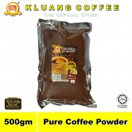 image of Kluang Pure Coffee Powder 100% Coffee【500gm】CAP TELEVISYEN