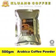 image of Kluang 100% Arabica Pure Coffee Powder【500gm】CAP TELEVISYEN