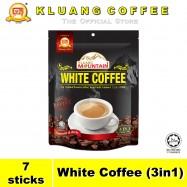 image of Kluang Mountain White Coffee (3in1)【7 sticks】CAP TELEVISYEN