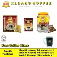 image of Kluang Coffee Cap Televisyen Kopi-O Family【Bundle Package】