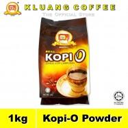image of Kluang Black Coffee Kopi-O Powder【1kg】CAP TELEVISYEN