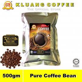 image of Kluang Pure Coffee Bean 100% Coffee【500gm】CAP TELEVISYEN
