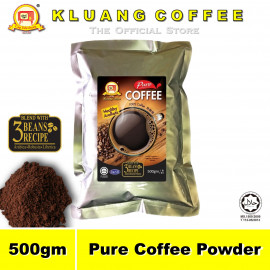 image of Kluang Pure Coffee Powder 100% Coffee【500gm】CAP TELEVISYEN