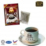 Kluang Black Coffee Kopi-O (2in1) with Sugar【10 sachets】CAP TELEVISYEN