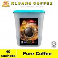 image of Kluang Pure Coffee 100% Coffee【40 sachets】CAP TELEVISYEN