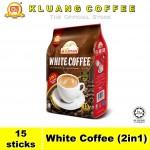 Kluang Mountain White Coffee (2in1)【15 sticks】CAP TELEVISYEN