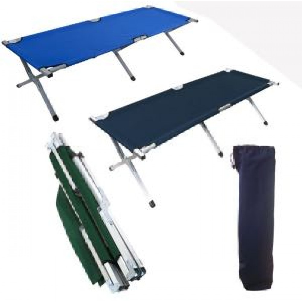 Camp Bed Folding