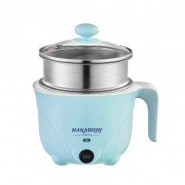 image of Hanabishi Mini Multi Cooker 1.0L HA1330 [Free Steamer]