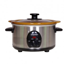 image of Hanabishi Slow Cooker 1.5L HA1155A